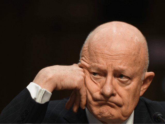 James Clapper: Breitbart and 'the Russians' Attacked Hillary with 'Screaming Headlines'