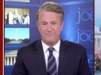 "Wednesday, MSNBC's ""Morning Joe"" host Joe Scarborough called on President …"