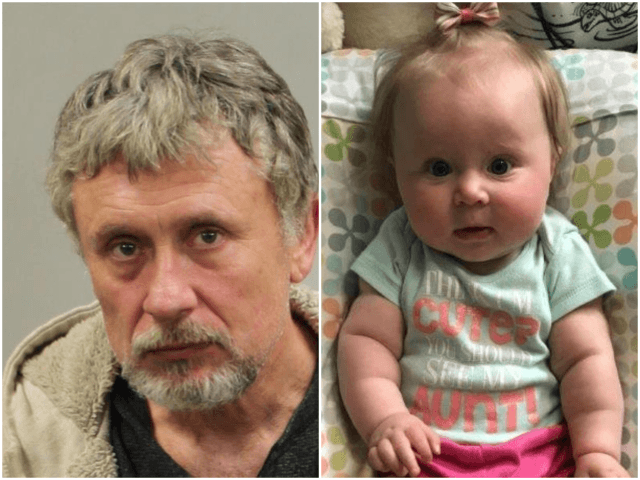 AMBER ALERT: Danville baby abducted by father at knife point, in extreme danger