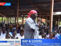 Catholic Priest in Kenya Suspended for Rapping to Congregation