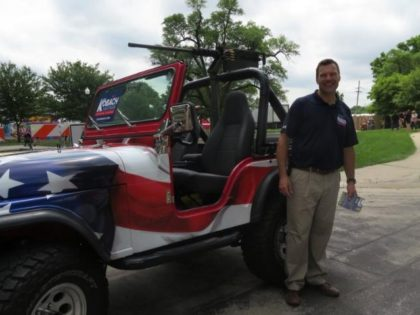 City of Shawnee apologizes for Kris Kobach's parade entry