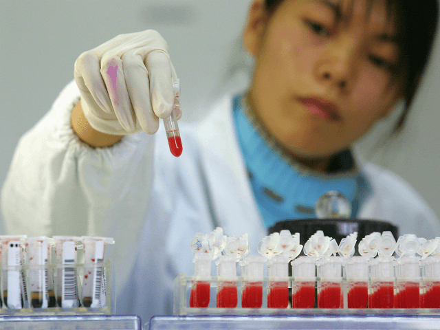 12,000 Chinese blood plasma treatments contaminated with HIV