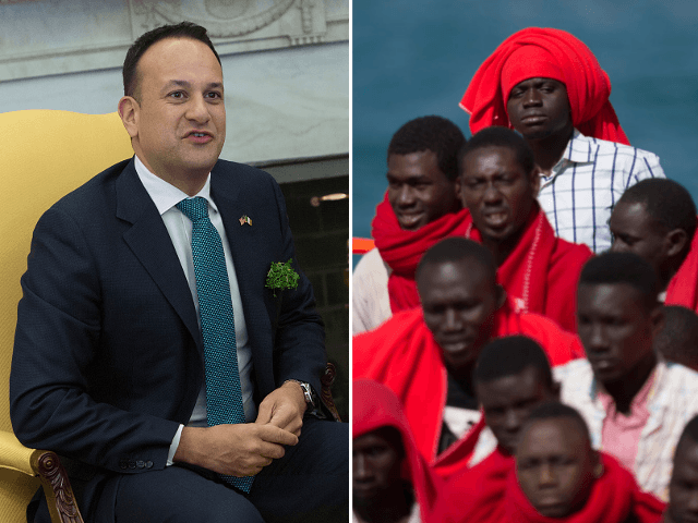 Irish PM Meets Hillary Clinton, Insists Europe Needs More Migrants to 'Enrich Societies'   Breitbart