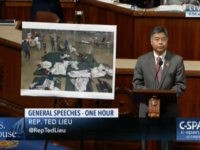 Watch: Dem Rep Lieu Plays Audio of Children at Detention Facilities on House Floor Despite Being Ruled Out of Order