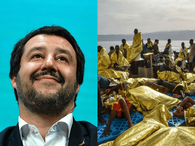 Migrants: '56% of French polled against welcoming Aquarius'