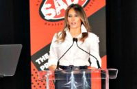 Kids Chant USA! USA! for Melania Trump at SADD Kids and Teens Conference