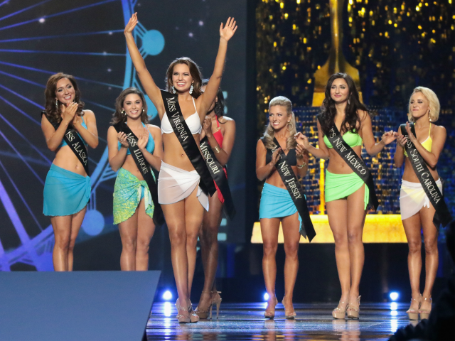 Delingpole: Sure, Miss America - We Really Judge Contestants for Their Brains Not Their Bodies...
