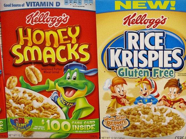 Salmonella Outbreak Linked to Popular Breakfast Cereal — CDC