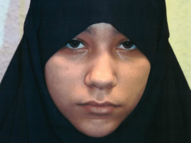 Teen becomes youngest woman jailed in UK for terrorism