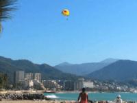 parasailing Puerto Vallarta