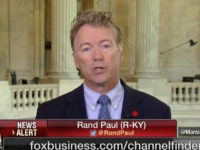 Rand Paul: People Crossing the Desert With Kids Is 'Essentially Child Abuse'