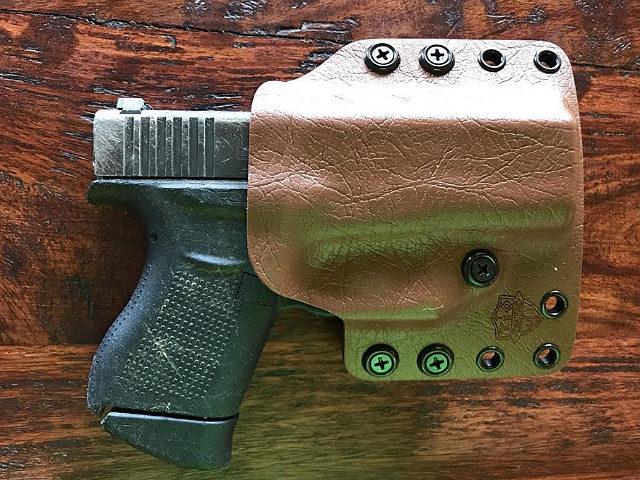 TalTac Kydex Holsters: Concealment, Retention, Comfort