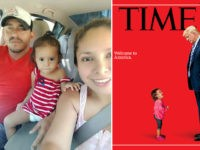 TIME Magazine: Cover Image of Crying Honduran Girl Is Fake but Accurate