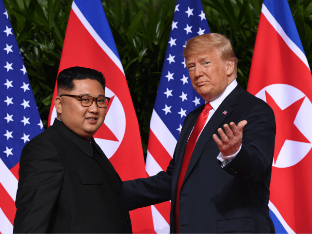 Trump nominated for Nobel Peace Prize after North Korea summit