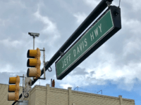 The City Council of Alexandria, Virginia, voted on Saturday to remove the name of former Confederate President Jefferson Davis from the city's Jefferson Davis Highway after considering the move for three years.