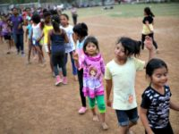Children Crying on Tape After Border Apprehension