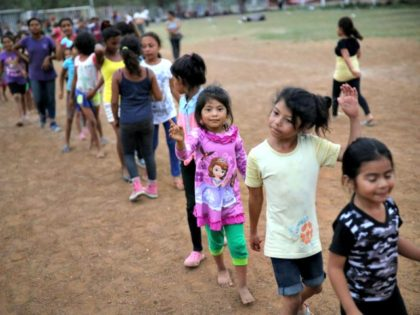 Texas Shelters Overwhelmed with Influx of Migrant Children