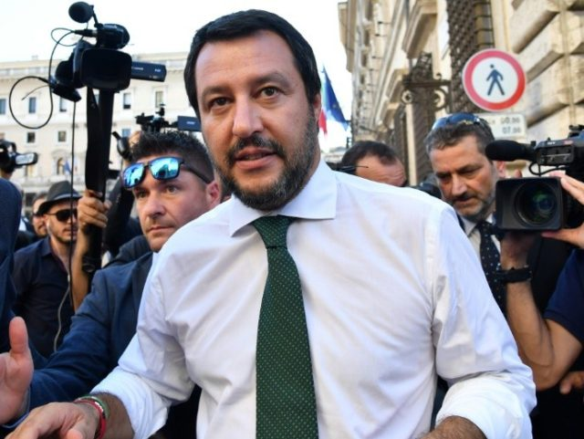 Italy's Salvini in Sicily to push new hard line on migration