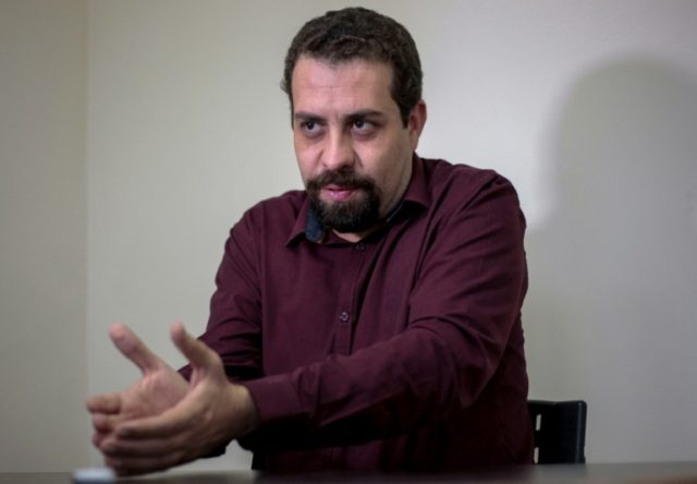 Presidential candidate Guilherme Boulos says Brazil is ripe for a new face willing to take on the corrupt and powerful in upcoming presidential elections