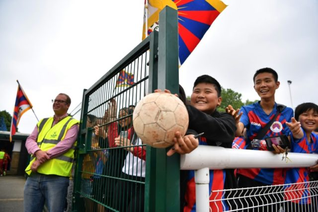 The CONIFA World Football Cup in London has attracted teams from around the world
