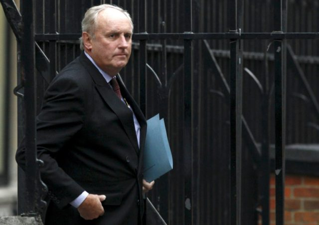 "The Daily Mail's parent company announced that its long-time editor Dacre would ""step back"" from day-to-day editorial duties in November"