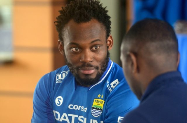 Michael Essien agreed to end his contract with Indonesian team Persib Bandung because he believed it was better for his career to return home to Ghana, according to the club spokesman