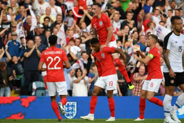 Marcus Rashford believes England can go all the way at the World Cup in Russia and hopes to play a major part
