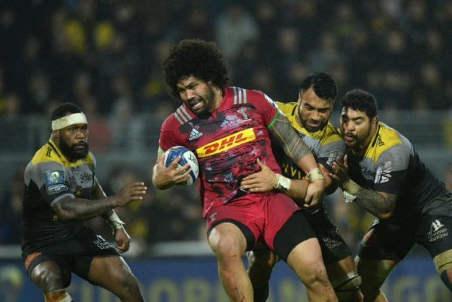 Harlequins backrower Mat Luamanu will make his international debut against Fiji as Samoa fine-tune preparations for a late 2019 World Cup berth