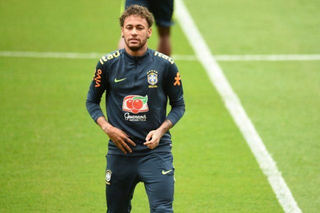 Neymar will start next season against Caen, if he is still a Paris Saint Germain player