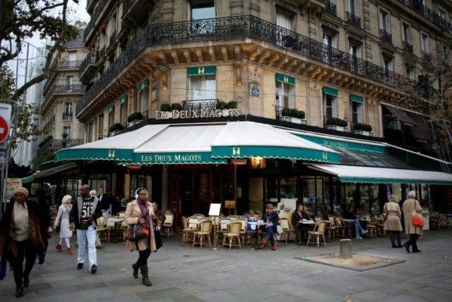 Parisians fear their world-famous bistros and cafes could be under threat