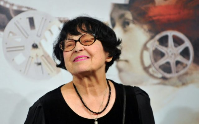 Ukrainian director Kira Muratova was one of the Russian-speaking world's most respected filmmakers
