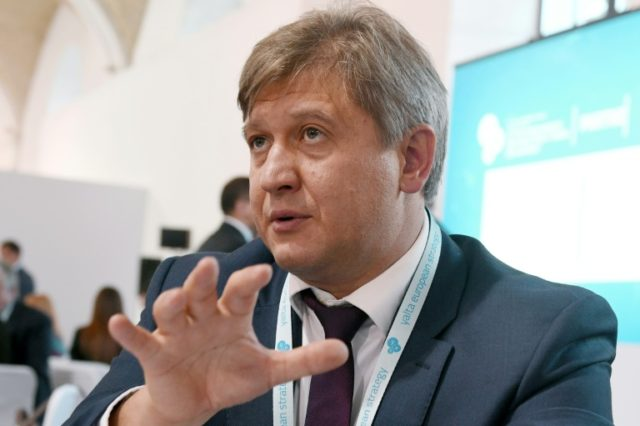 Ukraine approves anti-corruption court, sacks finance minister