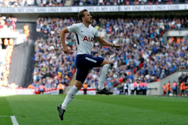 Tottenham Hotspur's English striker Harry Kane has extended his contract until 2024