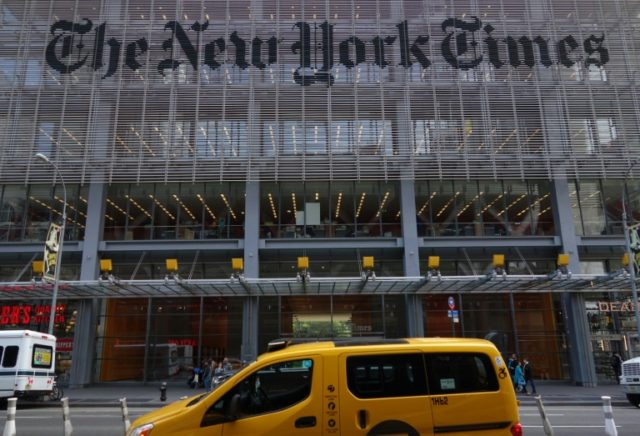 The New York Times and media rights groups said the seizing of the records of one of its journalists represents a threat to press freedom