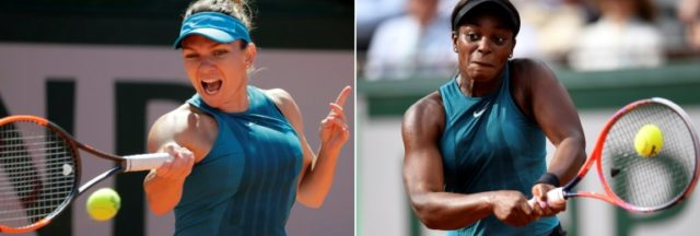 Halep and Stephens will face off for the French Open title on Saturday