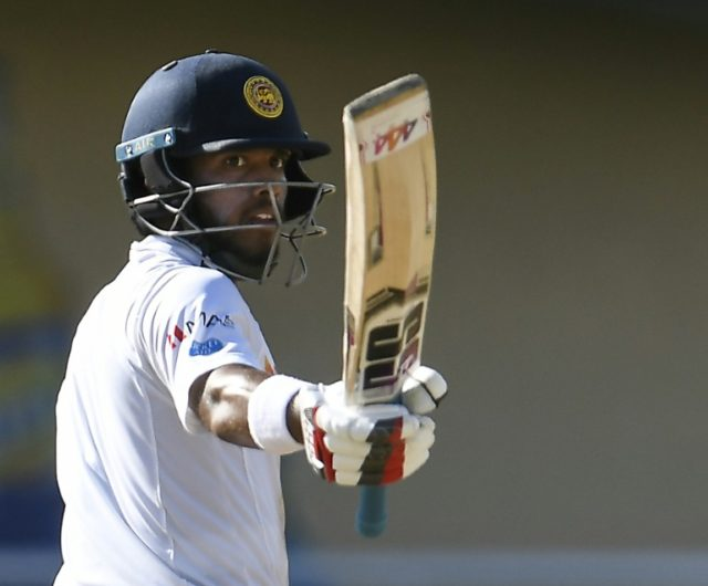 Kusal Mendis led the Sri Lankan fightback after West Indies set them a daunting target of 453 to win the first Test