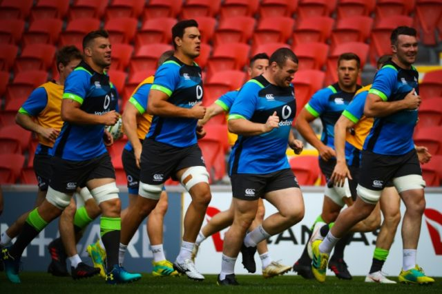 Ireland next face the Wallabies in Melbourne on Saturday for the second Test