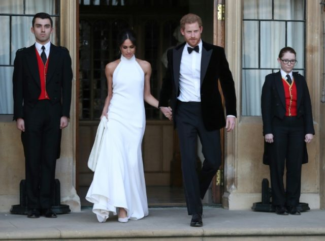 The menu and wine list for Prince Harry and Meghan Markle's wedding dinner has not been officiall released