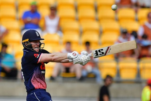 England's one-day captain Eoin Morgan says they need to take Scotland seriously