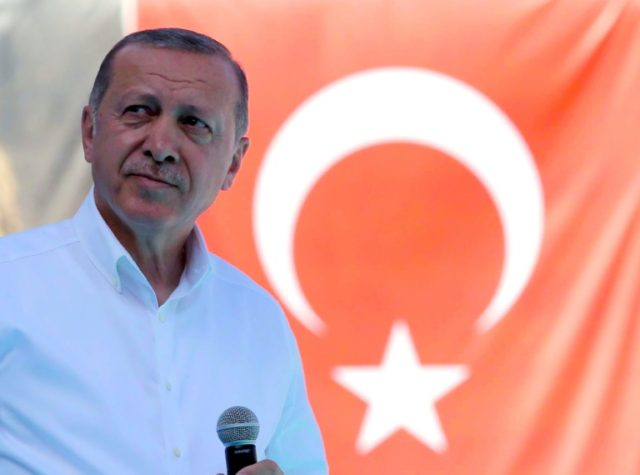 "Turkish President Recep Tayyip Erdogan insisted Ankara would ""have to do something"" in response after Austria moved to close mosques and expel Turkish-funded imams, slamming the decision as anti-Islamic"