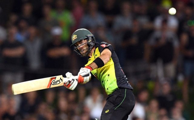 Australia's Glenn Maxwell has struggled for runs in recent games for Australia and in the IPL.