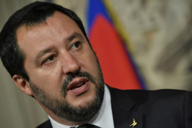 Matteo Salvini has threatened to close access to Italian ports for migrant rescue ships if Malta fails to act