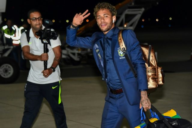 The Brazilians made the journey to Russia with their confidence boosted after Neymar marked his first start in more than three months by scoring in a victory over the Austrians in Vienna