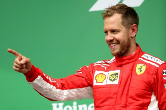 One race, two chequered flags: Vettel blasts Canadian GP gaffe