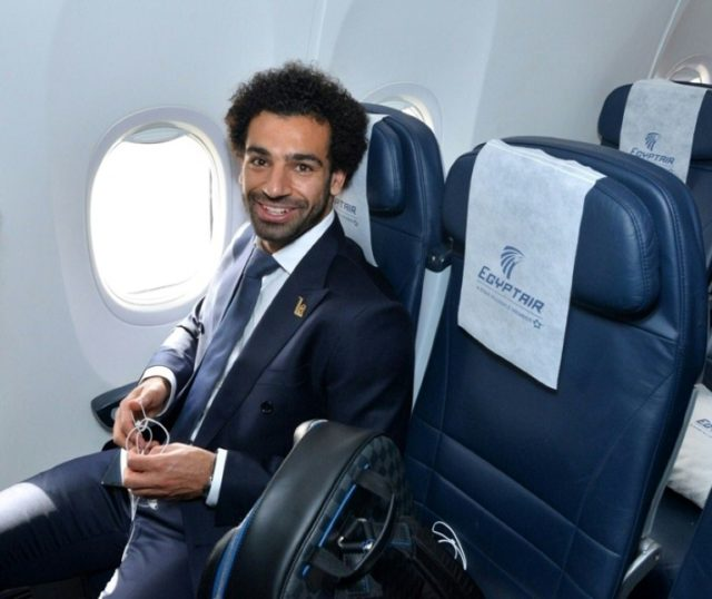 Egypt's Mohamed Salah hopes he will be cleared for take off at the World Cup after his Champions League final injury