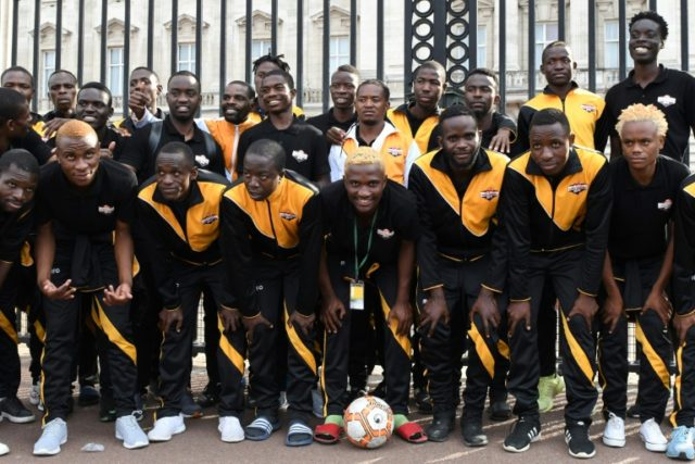 Matabeleland Football Confederacy (MFC) has literally no money: their effort was entirely built on donations and crowd-funding