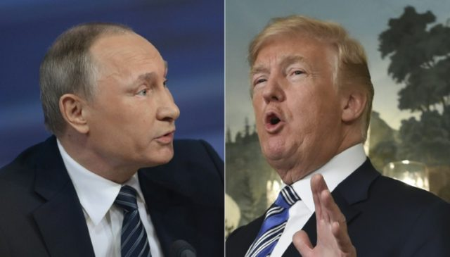 Dialogue with Trump could be 'constructive': Putin