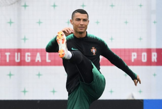 Cristiano Ronaldo has scored just three World Cup goals ahead of his fourth finals appearance