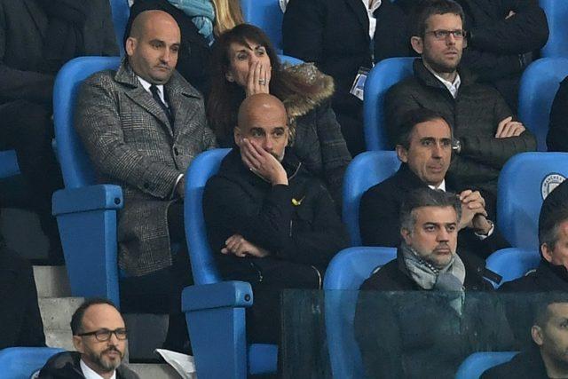 Pep Guardiola has coached Yaya Toure at both Barcelona and Manchester City