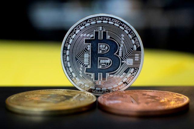 Bitcoin was among a number of cryptocurrencies that plunged in Asian trade following news of the hack on South Korean exchange Coinrail